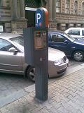 Parking Automat for Coins