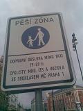Pedastrian Zone